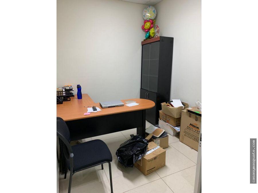 oficina en venta zona 11 la roosevelt