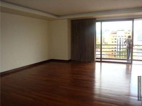 apartamento de 3 hab en avenida reforma z10