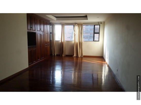 apartamento en alquiler en avenida reforma zona 10