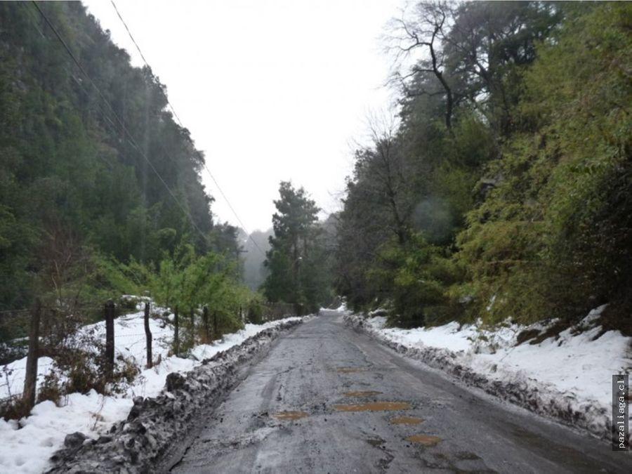 sitio camino termas de chillan