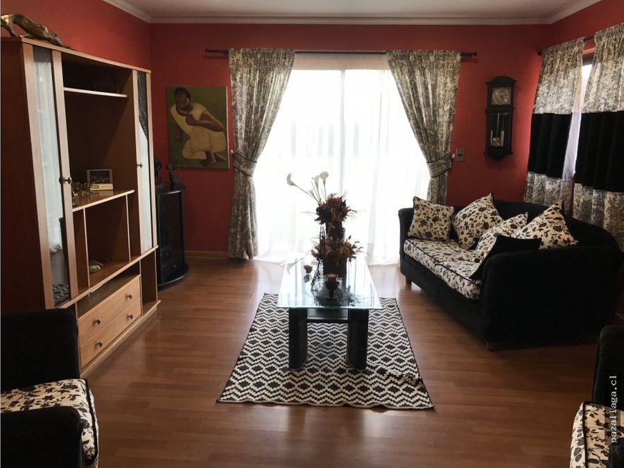 venta casa en condominio puerta del alba machali