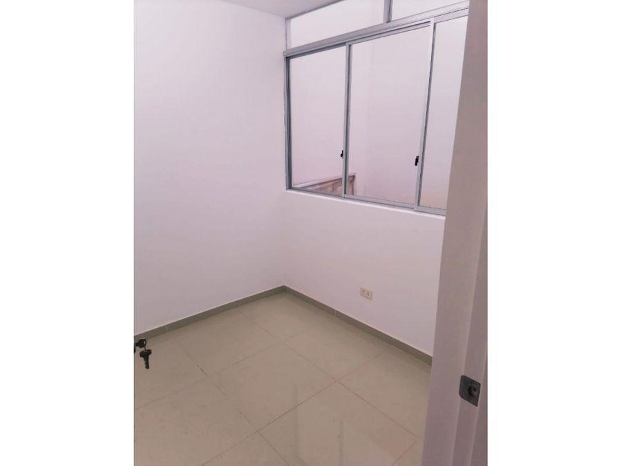vendo departamento de 90m2 en primer piso san miguel