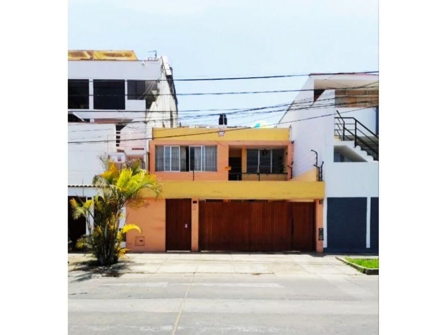 vendo casa en urbanizacion maranga san miguel
