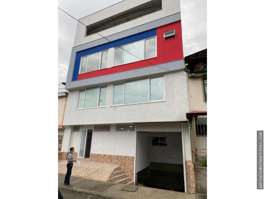 edificio en alquiler barrio la base