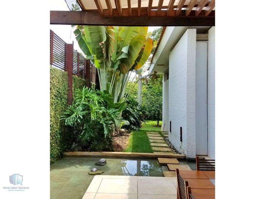 venta de casa en ciudad jardin