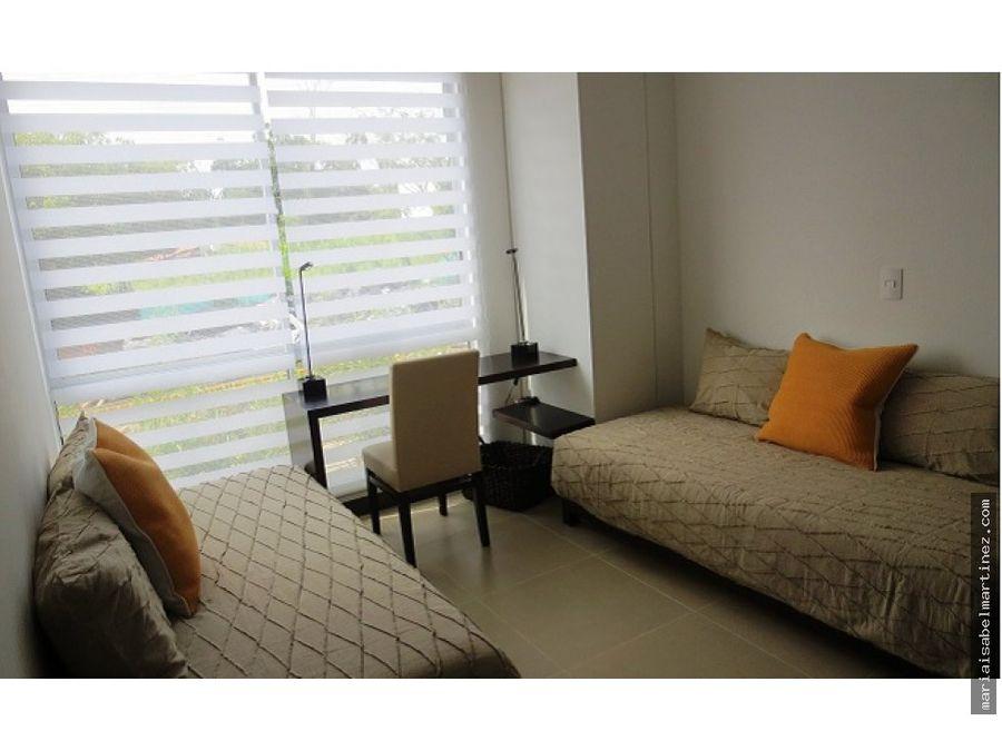 venta de apartamento barrio ciudad jardin pance