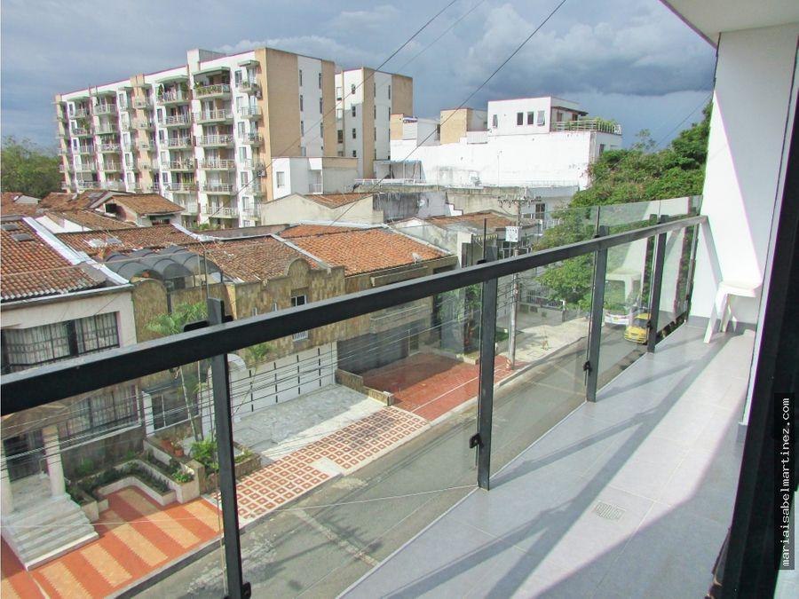 venta de apartamento en el ingenio cali