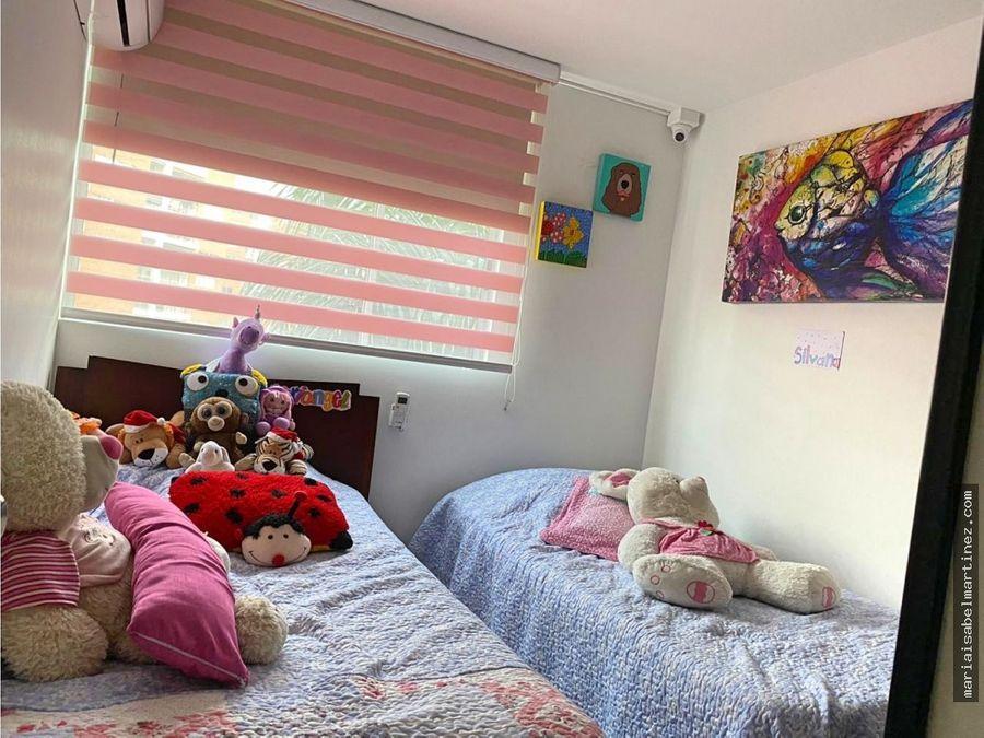 venta de apartamento en valle del lili