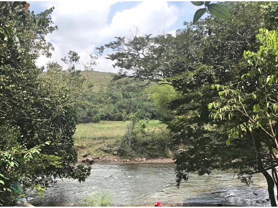 venta de lote en reserva de rio claro potrerito