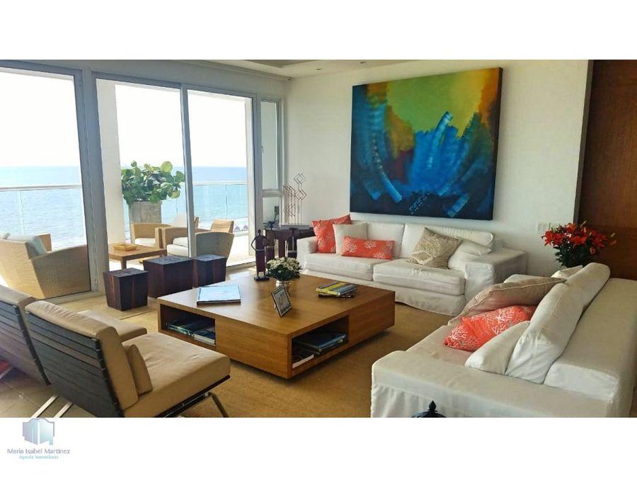 venta de apartamento en los morros cartagena