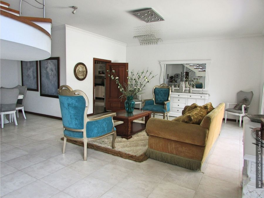 venta de casa en condominio pance cali
