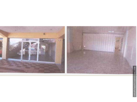 vendo local comercial en nagua