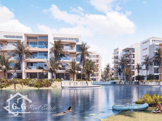 Apartamentos en Il Lago, Cap Cana