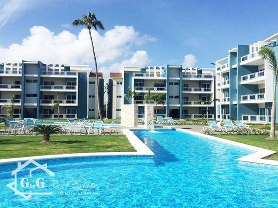 Apartamentos en Eden Caribe, Cortecito, Bávaro