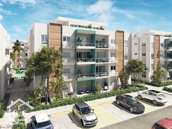 Apartamentos en Epic Punta Cana