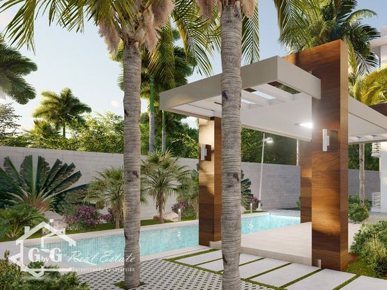 Apartamentos en Pueblo Bávaro - Punta Cana