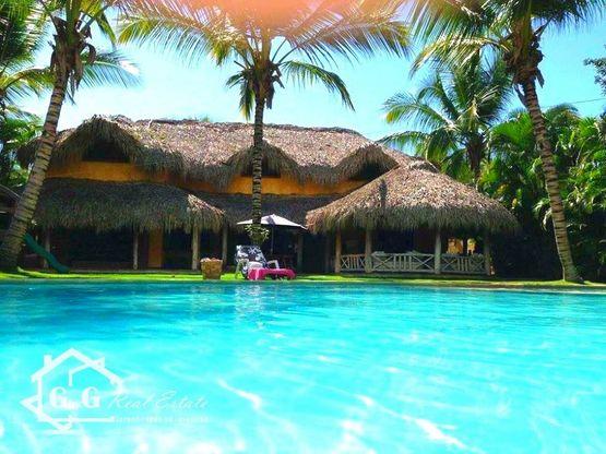 Villa en Bayahibe Dominicus