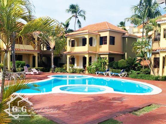 Apartamento en Cortecito, Bávaro, Punta Cana