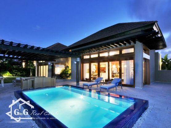 Hermosa Villa en Cap Cana