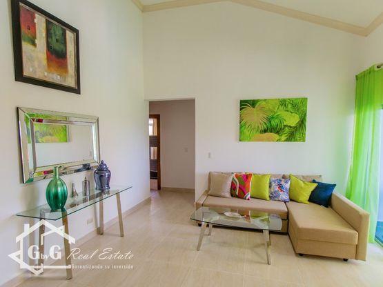 Apartamentos en  Cocotal Golf, Bávaro