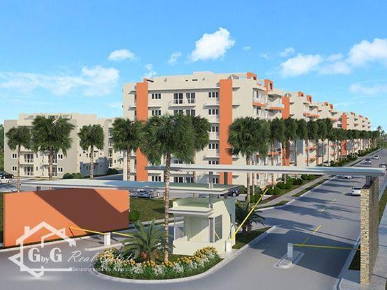Apartamentos en Crisfer Punta Cana