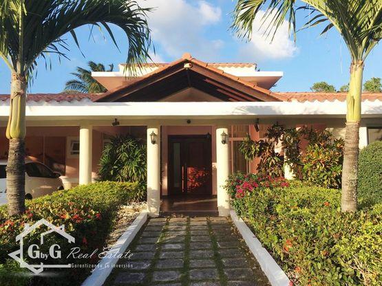 Villa en Cocotal Golf, Bávaro - Punta Cana