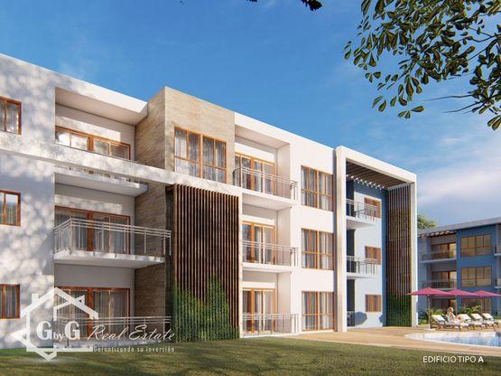 Apartamentos en Costa Bávaro, Bávaro - Punta Cana