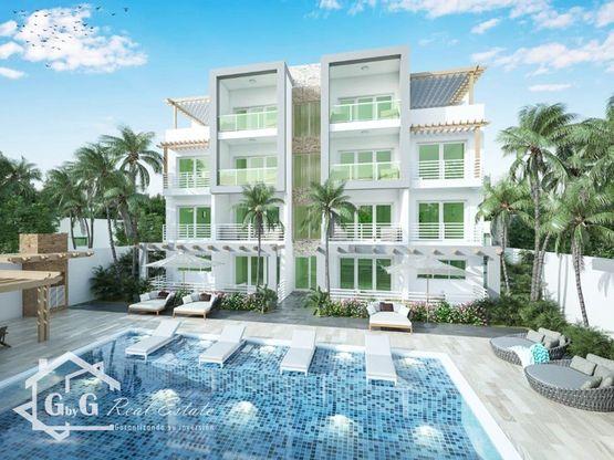 Exclusivos Apartamentos en Larose Punta Cana