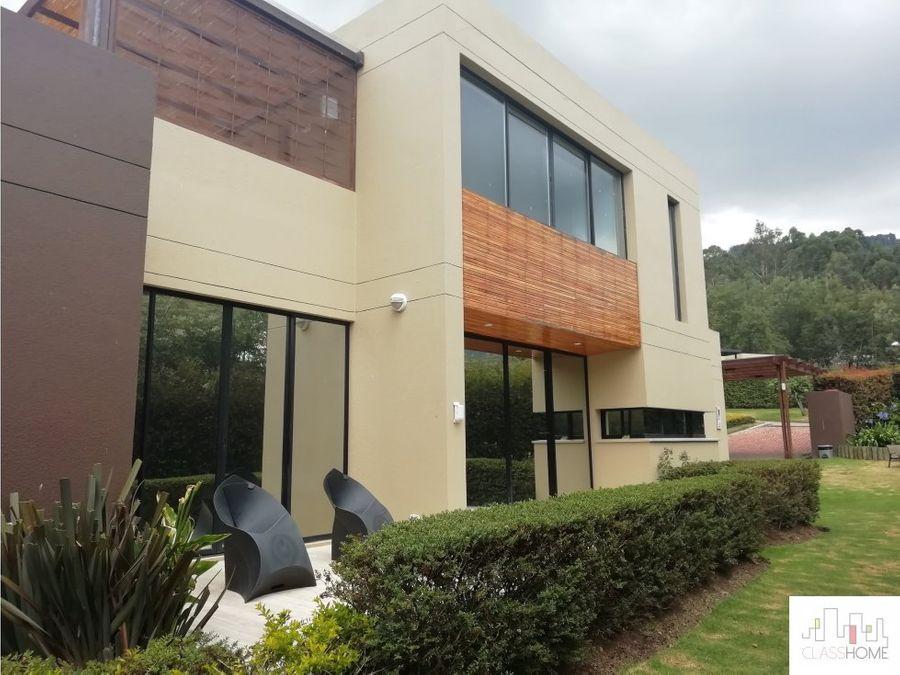 venta casa condominio kubik verde sopo