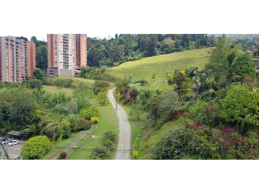 se vende apartamento en camino verde envigado