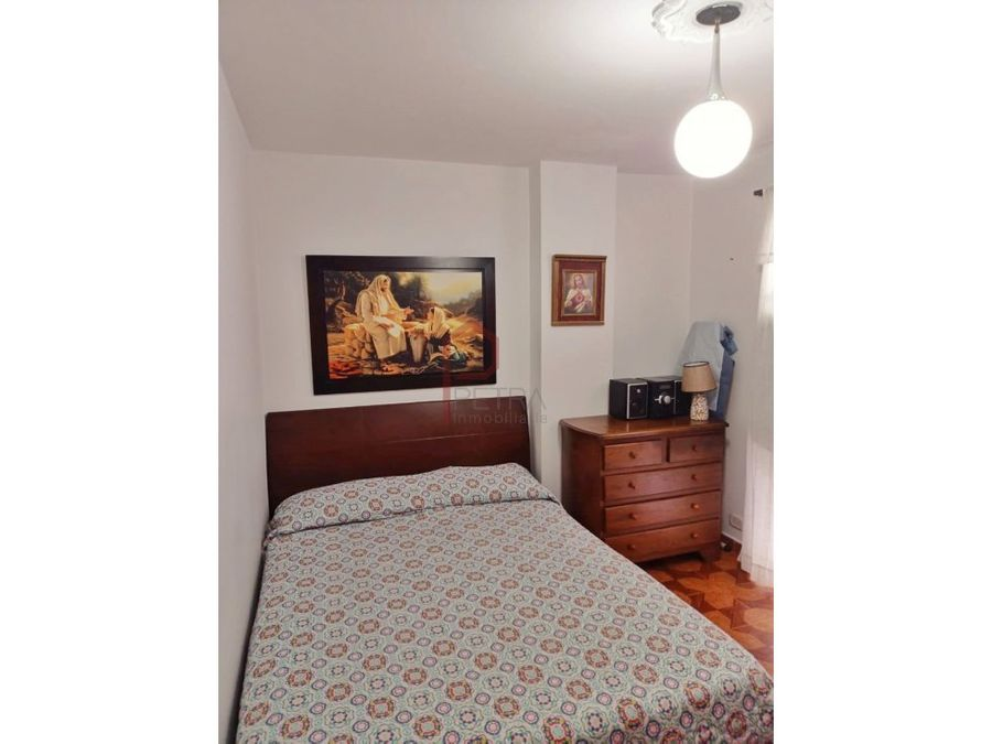 apartamento en calazans para la venta