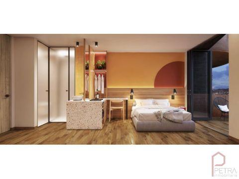 se vende suite de hotel en barrio manila poblado medellin