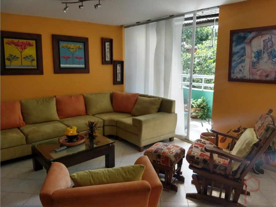 se vende apartamento duplex en nueva villa de aburra medellin