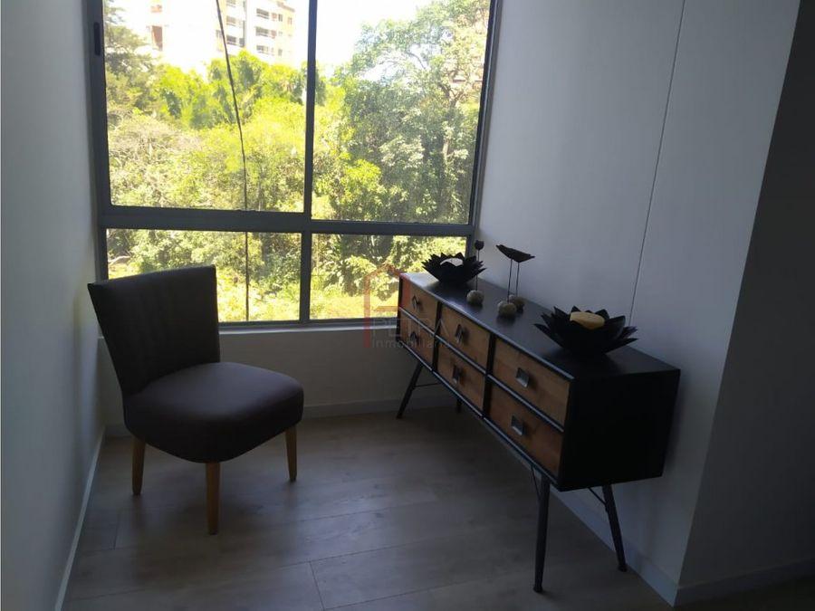 se vende apartamento en cumbres envigado