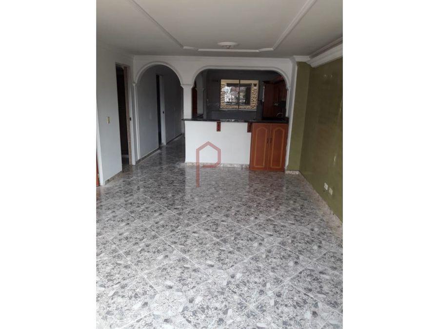 se arrienda apartamento en barrio cristobal medellin