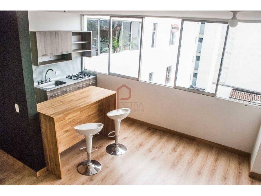 se arrienda apartamento en manila medellin