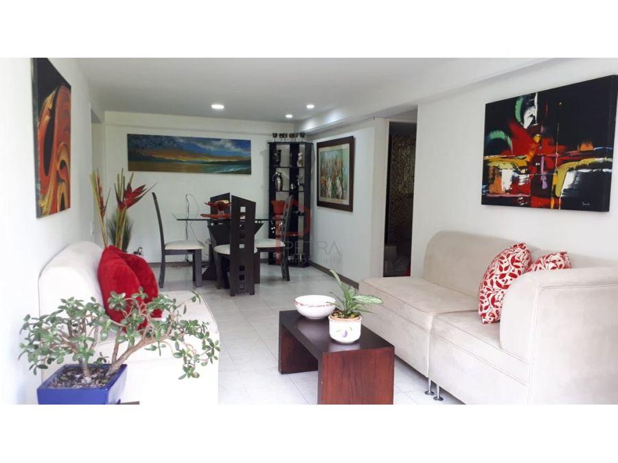 venta de apartamento en la visitacion medellin