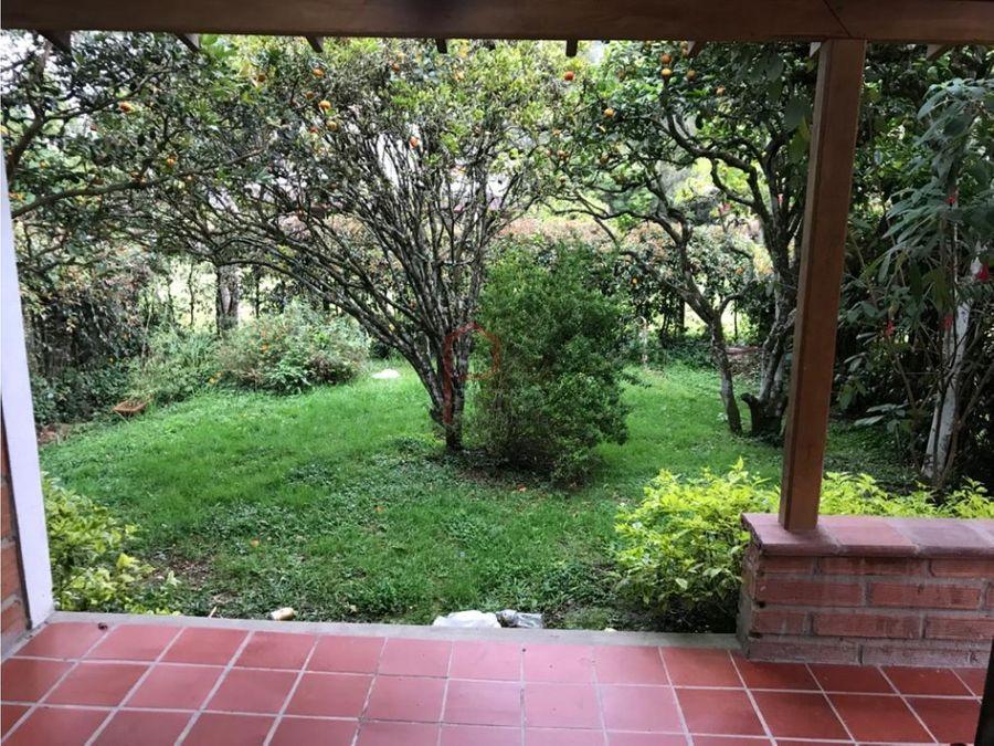 se vende cabana en carmen de viboralantioquia