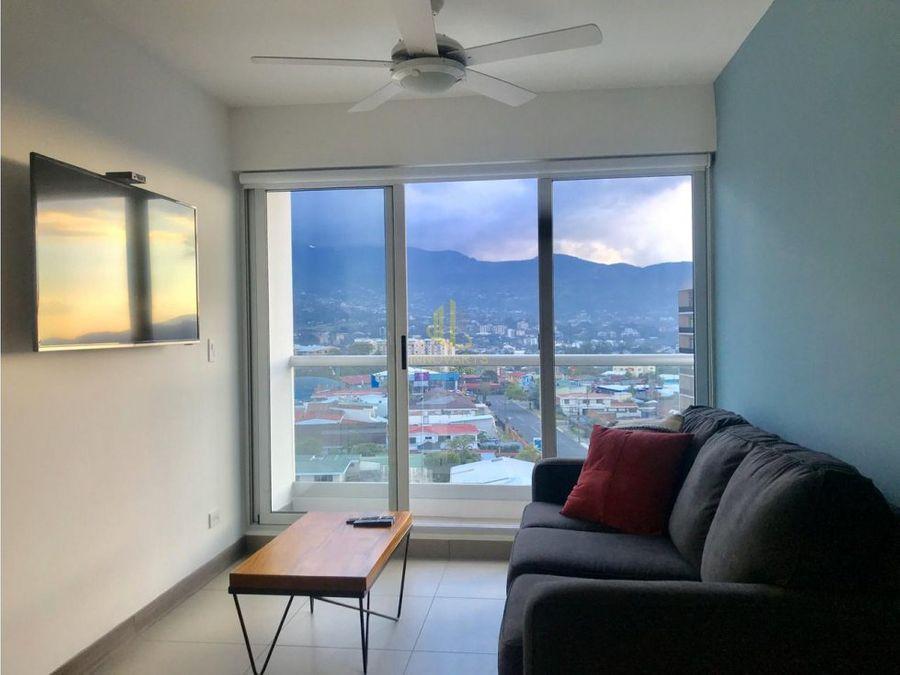 venta de apartamento de 1 cuarto rohrmoser