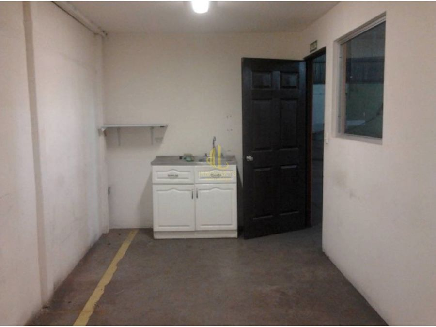 alquiler de bodega de 440 m2 en complejo en pavas