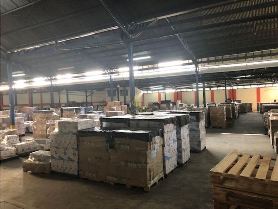 venta de bodega de 2622 m2 en la uruca por repretel