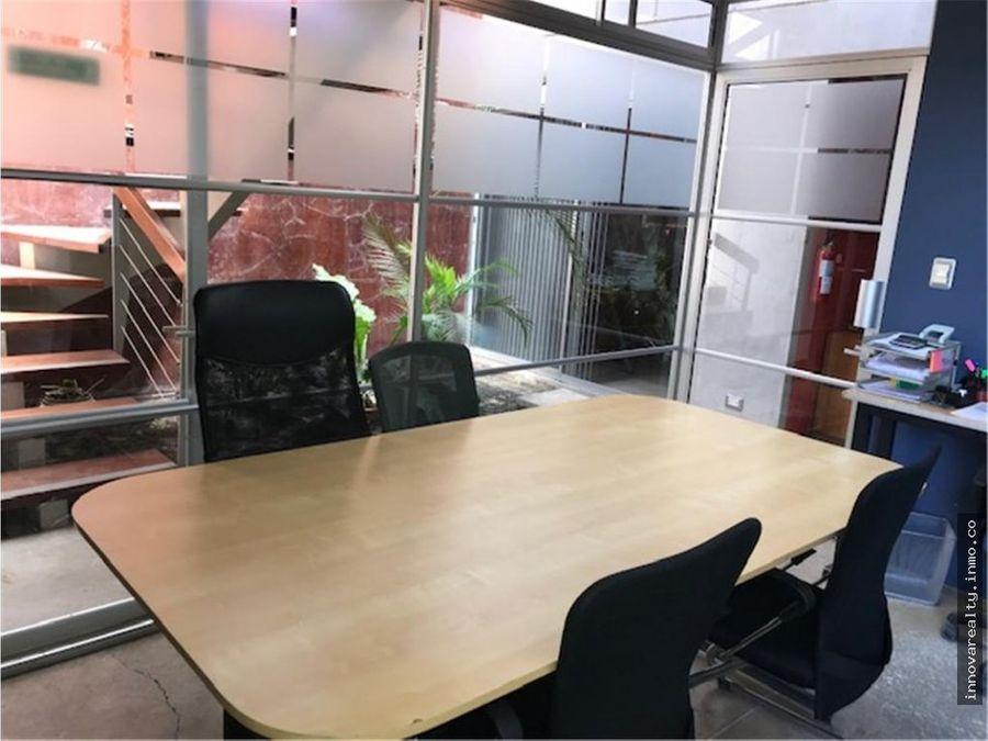 alquiler oficina con serv incluidos santa ana