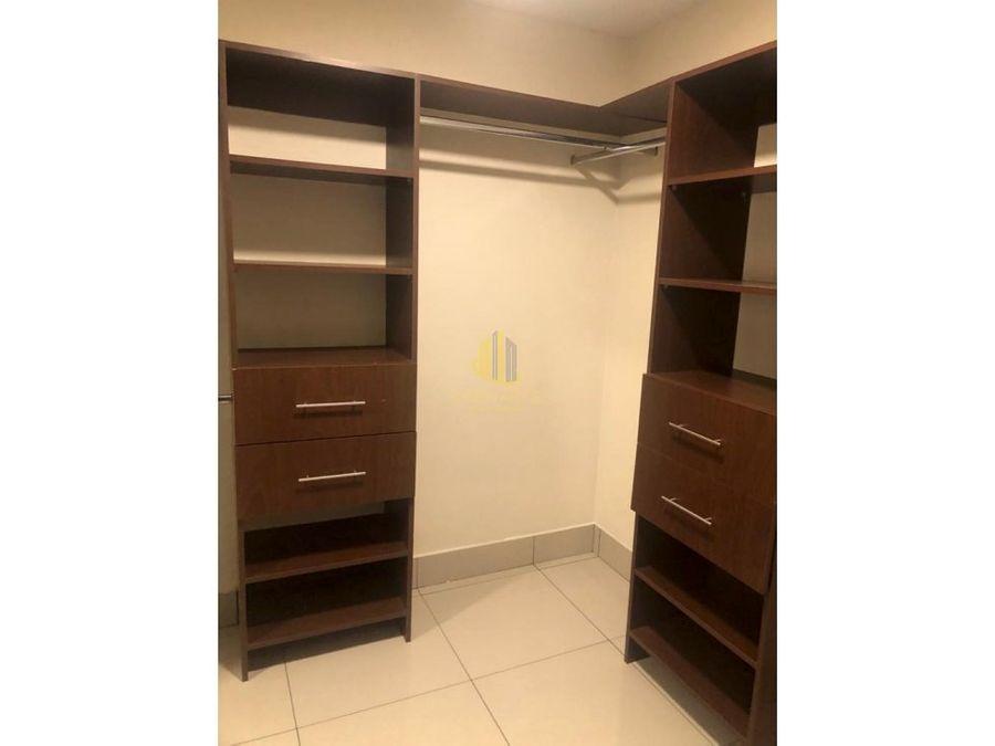 apartamento en alquiler en brasil de santa ana