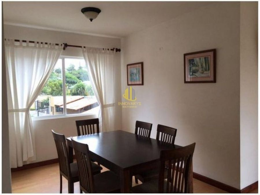 alquiler de apartamento de 2 cuartos en torre bello horizonte