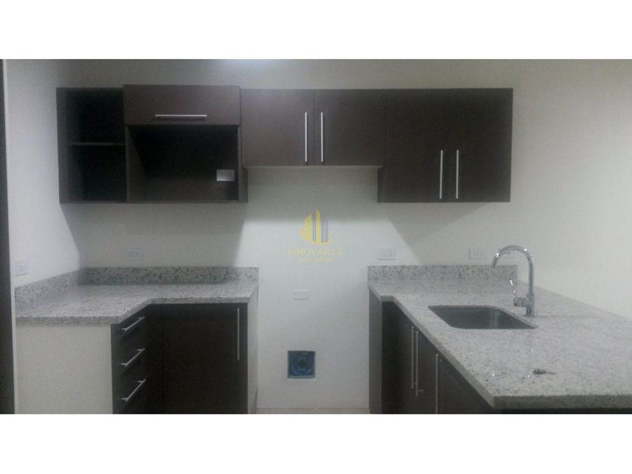 alquiler apartamento de 2 cuartos en torres paseo colon