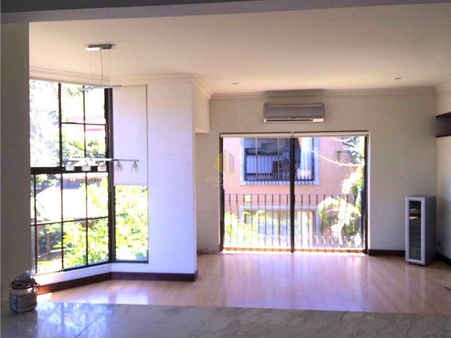 moderno apartamento en condominio a la venta brasil de mora