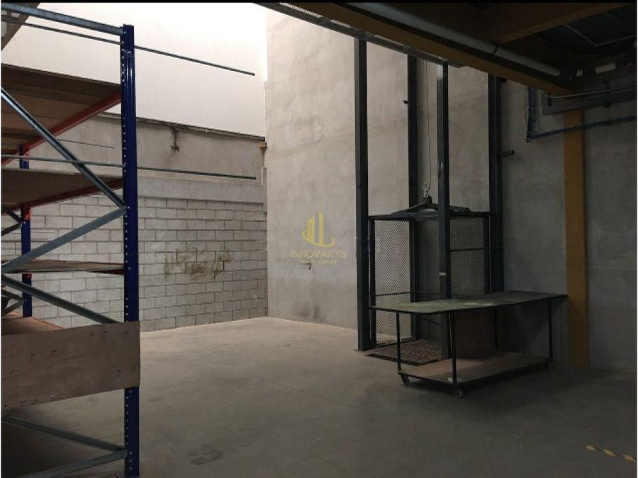alquiler de bodega 595 m2 en lindora ofi bodegas del oeste