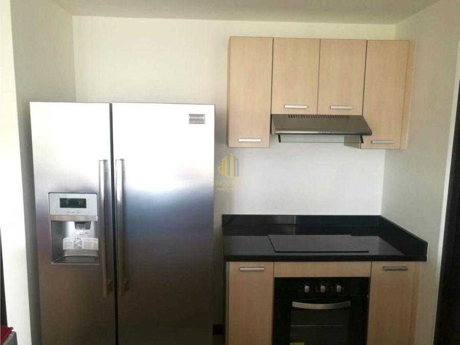 alquiler apartamento amoblado 1 cuarto en condado del parque