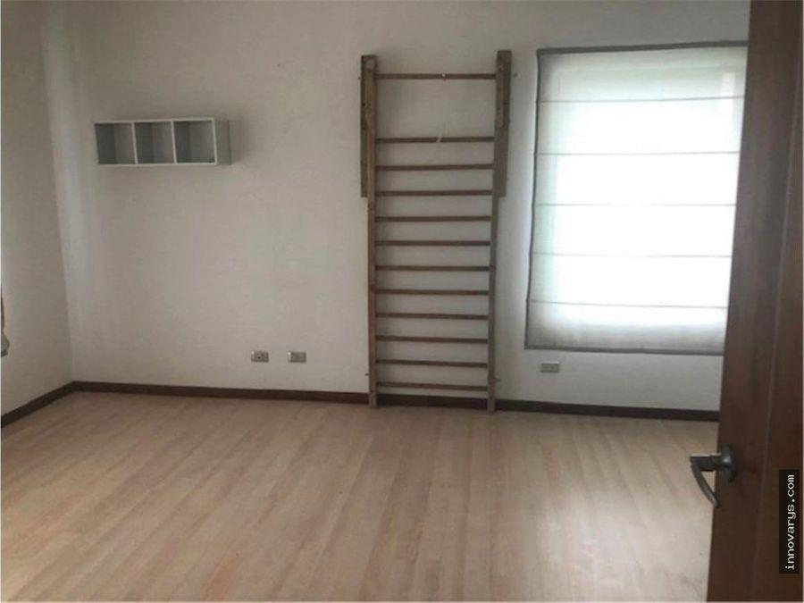 venta de apartamento en torre escazu