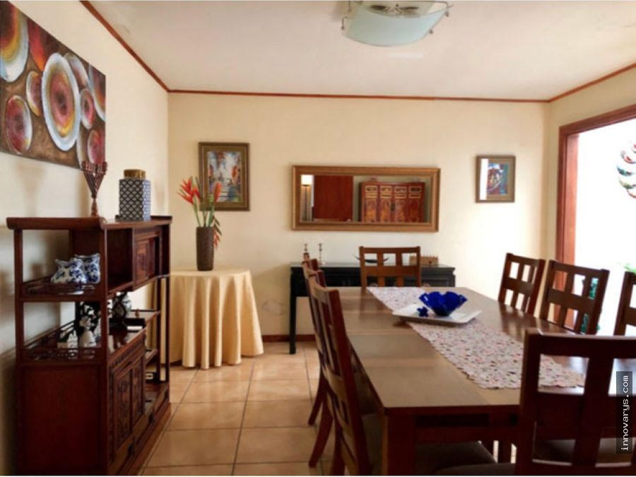 venta de casa independiente trejos montealegre